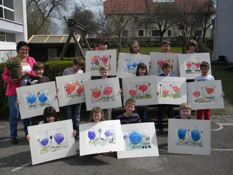 Malen 14 - Muttertagsgeschenke kindergarten ...